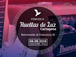 Huellas de Luz - Cartagena, Colombia