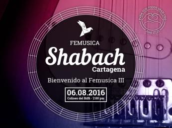Shabach - Cartagena, Colombia