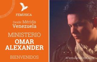 Omar Alexander - Venezuela