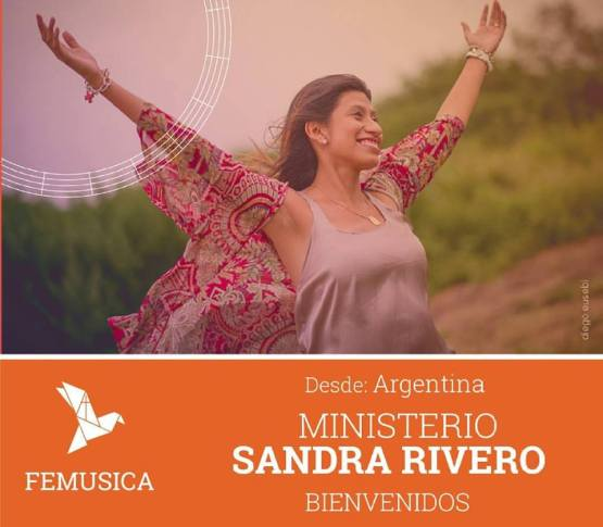 Sandra Rivero - Argentina